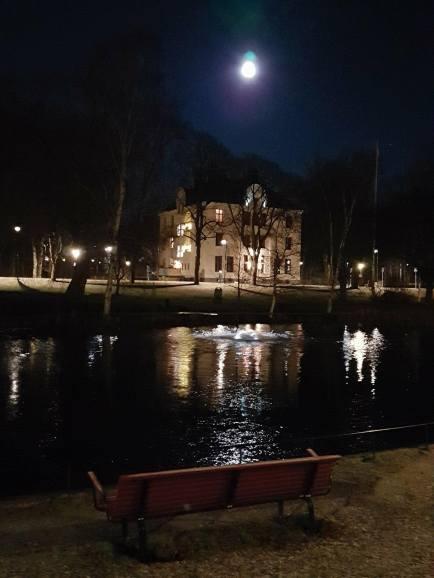 171204 Långbro sjön
