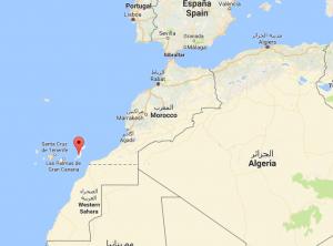 170717 Karta Fuerteventura