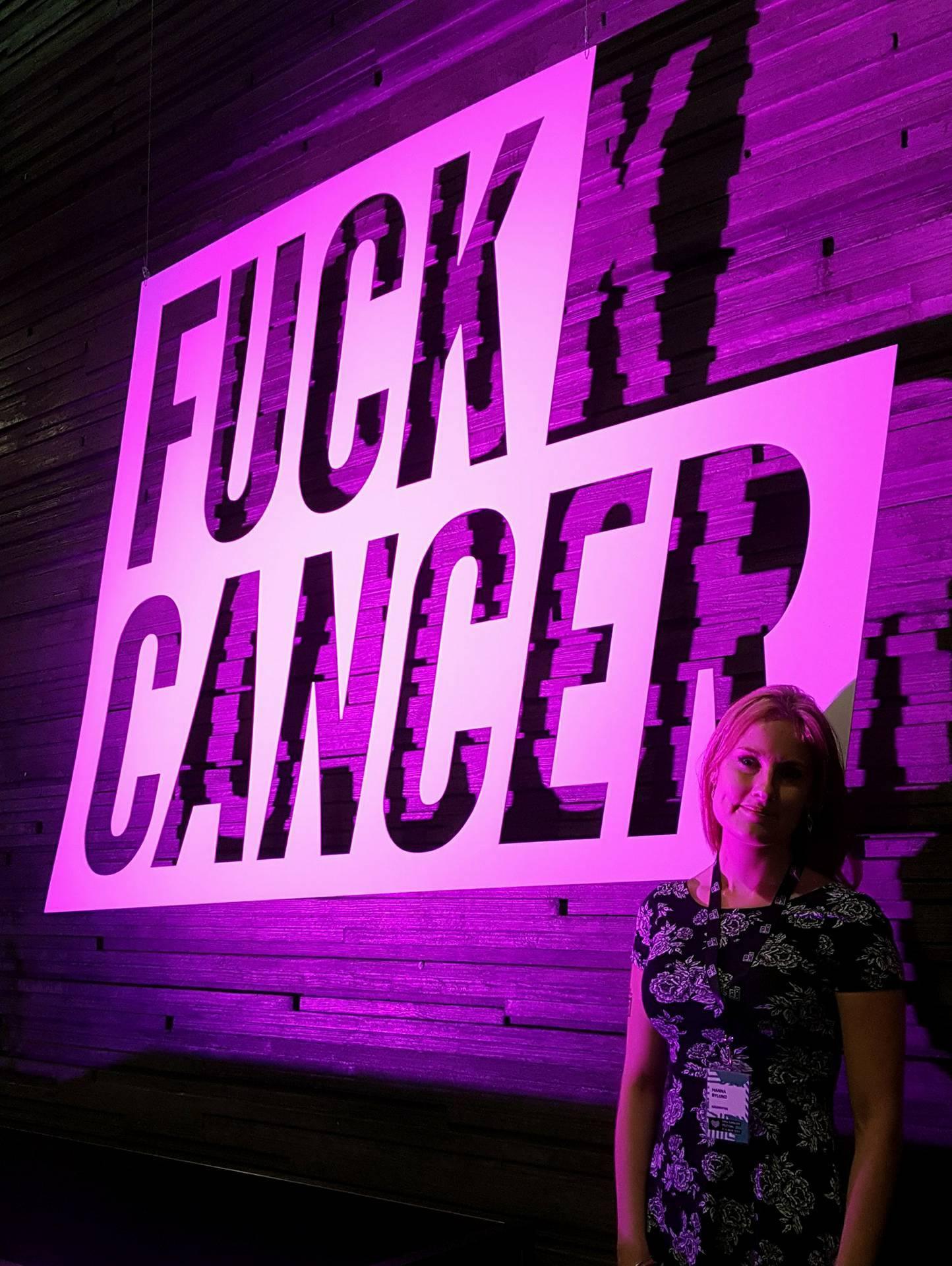 171104 Jag och Fuck Cancer
